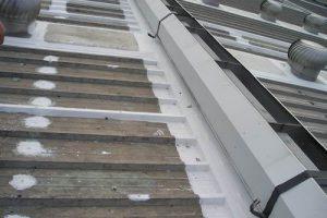 铁皮房屋面防水处理