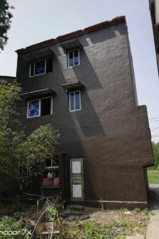 外墙防水不发白效果