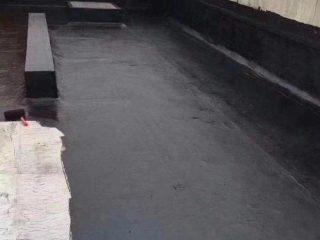 液体卷材屋面防水效果图