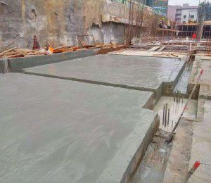 深圳地下室底板防水效果图