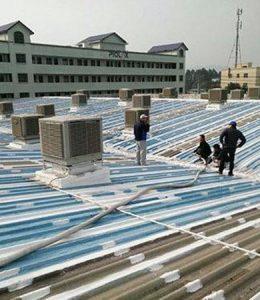 金属屋面节点防水